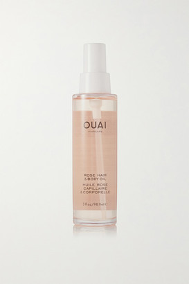 Rose Hair And Body Oil, 98.9ml - Colorless