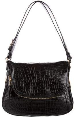 Tom Ford Large Alligator Jennifer Bag