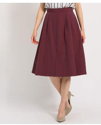 aquagirl (アクアガール) - エージー バイ アクアガール [洗える]グログランタックギャザースカート