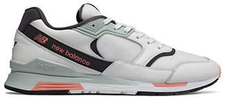 New Balance Mens 99 Heritage Leather Low-Top Sneakers