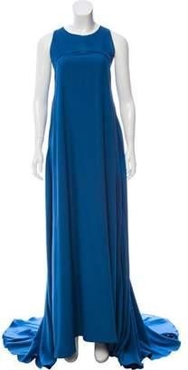Zac Posen Silk Evening Dress w/ Tags