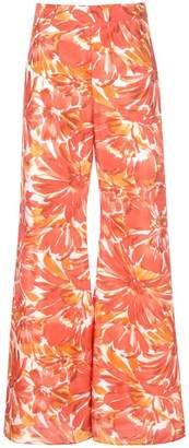 Alexis Water Color trousers