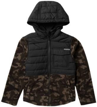 Free Country Quilt & Fleece Jacket (Big Boys)