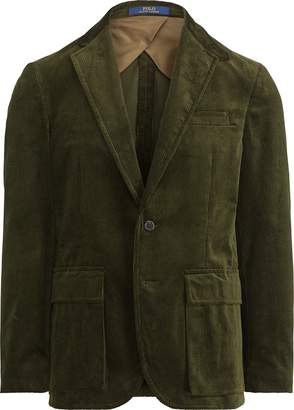 Ralph Lauren Morgan Corduroy Suit Jacket