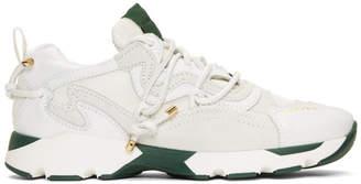 Carven White Nayeli Sneakers