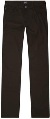 Armani Jeans Comfort Slim Fit Twill Trousers