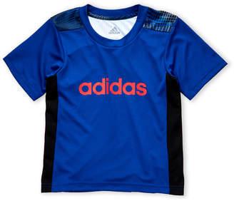 adidas Boys 4-7) Logo Training Tee