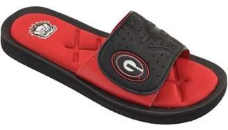 NCAA Georgia Men's Cushion Slide Sandal