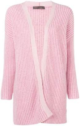 Incentive! Cashmere open front cashmere cardigan