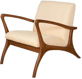 Selamat Soren Outdoor Lounge Chair - Natural