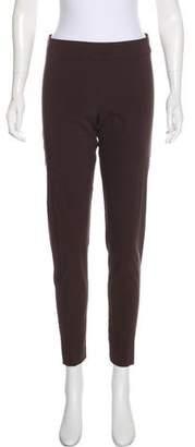 Avenue Montaigne Mid-Rise Skinny Pants