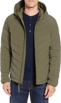 Andrew Marc Delavan Down Hooded Jacket
