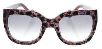 Karlsson Anna-Karin Marble Tinted Sunglasses