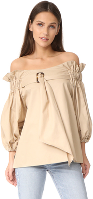 Style Mafia Belted Blouse $135 thestylecure.com
