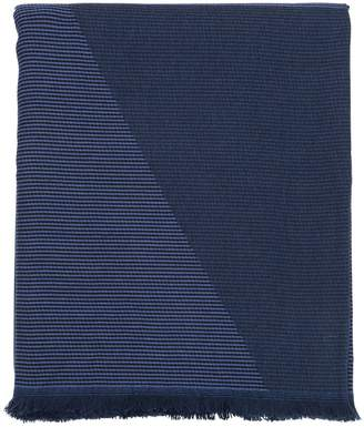 Muuto Sway Fine Merino Wool Jacquard Throw