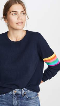 Jumper 1234 Rainbow Cashmere Crew Sweater