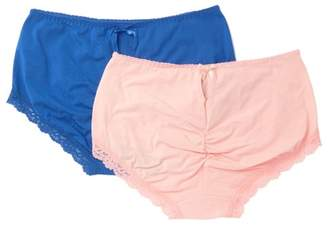 Hanky Panky Center Bow Back Panties - Pack of 2
