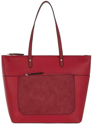 Accessorize Emily Tote Bag - Red
