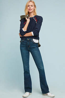 Joe's Jeans The Honey High-Rise Curvy Bootcut Jeans