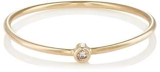 Jennifer Meyer Women's Diamond Thin Ring