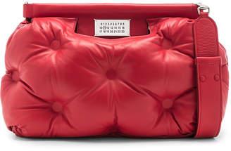 Maison Margiela Shoulder Bag in Haute Red | FWRD