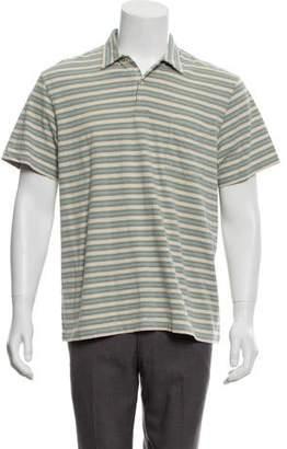 Ralph Lauren RRL & Co. Striped Polo Shirt w/ Tags