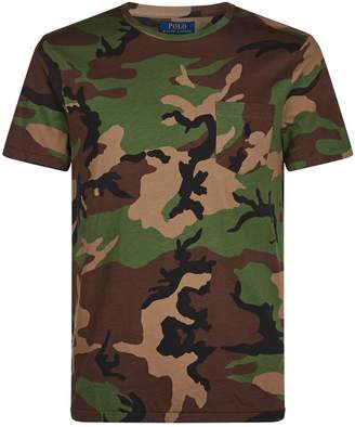 Polo Ralph Lauren Camouflage T-Shirt