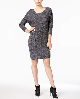 Bar III Ribbed Sweater Dress, Only at Macy's $79.50 thestylecure.com