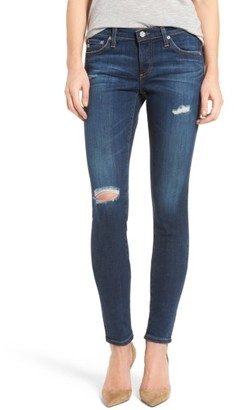 Women's Ag The Legging Super Skinny Jeans $225 thestylecure.com