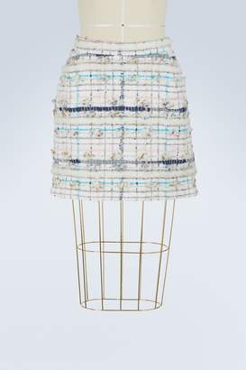 Thom Browne Tweed skirt