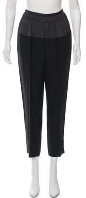 Lanvin Cropped Straight-Leg Pants