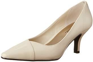 Easy Street Shoes Women's Chiffon Pointed Toe Pump