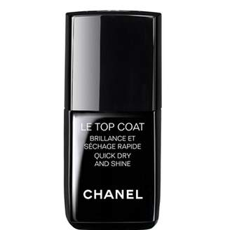 Chanel Le Top Coat, Quick Dry And Shine