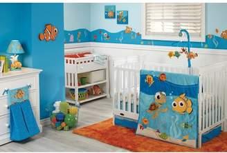 Disney Nemo 4 Piece Crib Bedding Set
