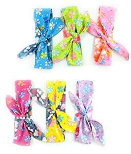 Linda Fashion Colorful Head Wrap