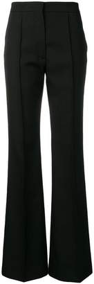 Rochas classic flared trousers