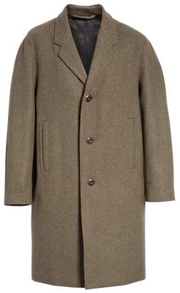 Lemaire Chesterfield Wool Overcoat