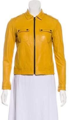 Rag & Bone Casual Leather Jacket
