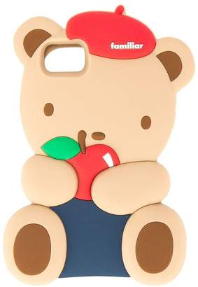 Familiar iPhone 8 bear case