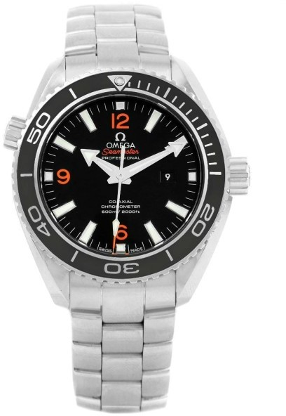 OmegaOmega Seamaster Planet Ocean 232.30.38.20.01.002 Stainless Steel 37.5mm Mens Watch