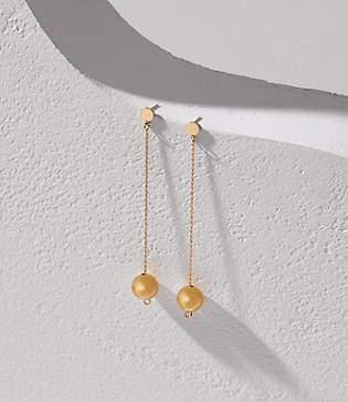 Lou & Grey Cloverpost Revolve Earrings