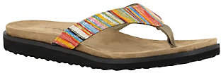 Easy Street Shoes Thong Sandals - Stevie
