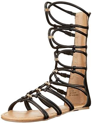 Call It Spring Women's Kederivia Gladiator Sandal $16.33 thestylecure.com