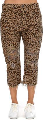 R 13 Leopard Utility Pant