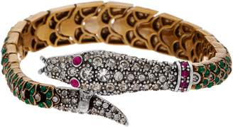 Joan Rivers Classics Collection Joan Rivers Private Collection Pave' Snake Bracelet