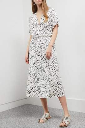 Great Plains Summer Scribble Dress