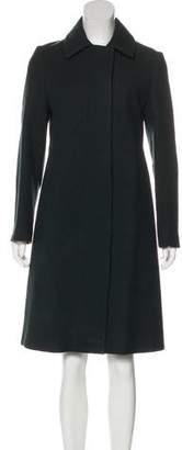 Marni Long Wool Coat