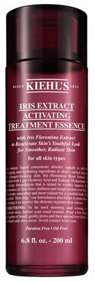 Kiehl's Since 1851 Iris Extract Activating Essence Treatment $45 thestylecure.com