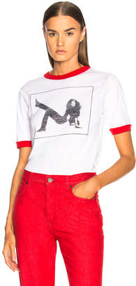 CALVIN KLEIN 205W39NYC Brooke Shields Graphic Tee