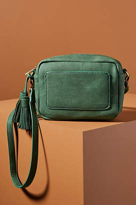 Anthropologie Zinnia Crossbody Bag